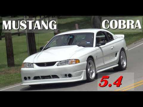 1996 ford mustang cobra coupe