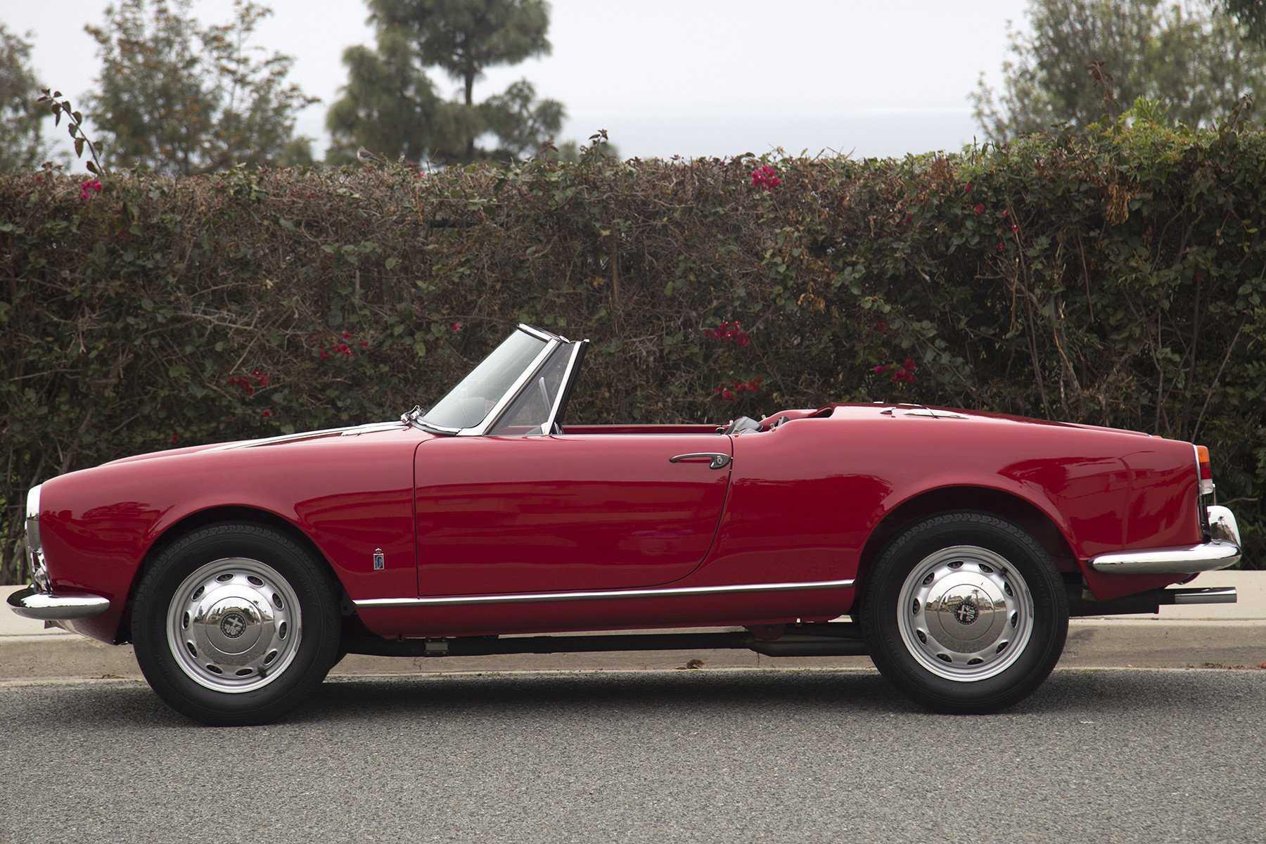 Alfa Romeo Giulietta For Sale In La Jolla CA ARF - 1960 alfa romeo giulietta for sale