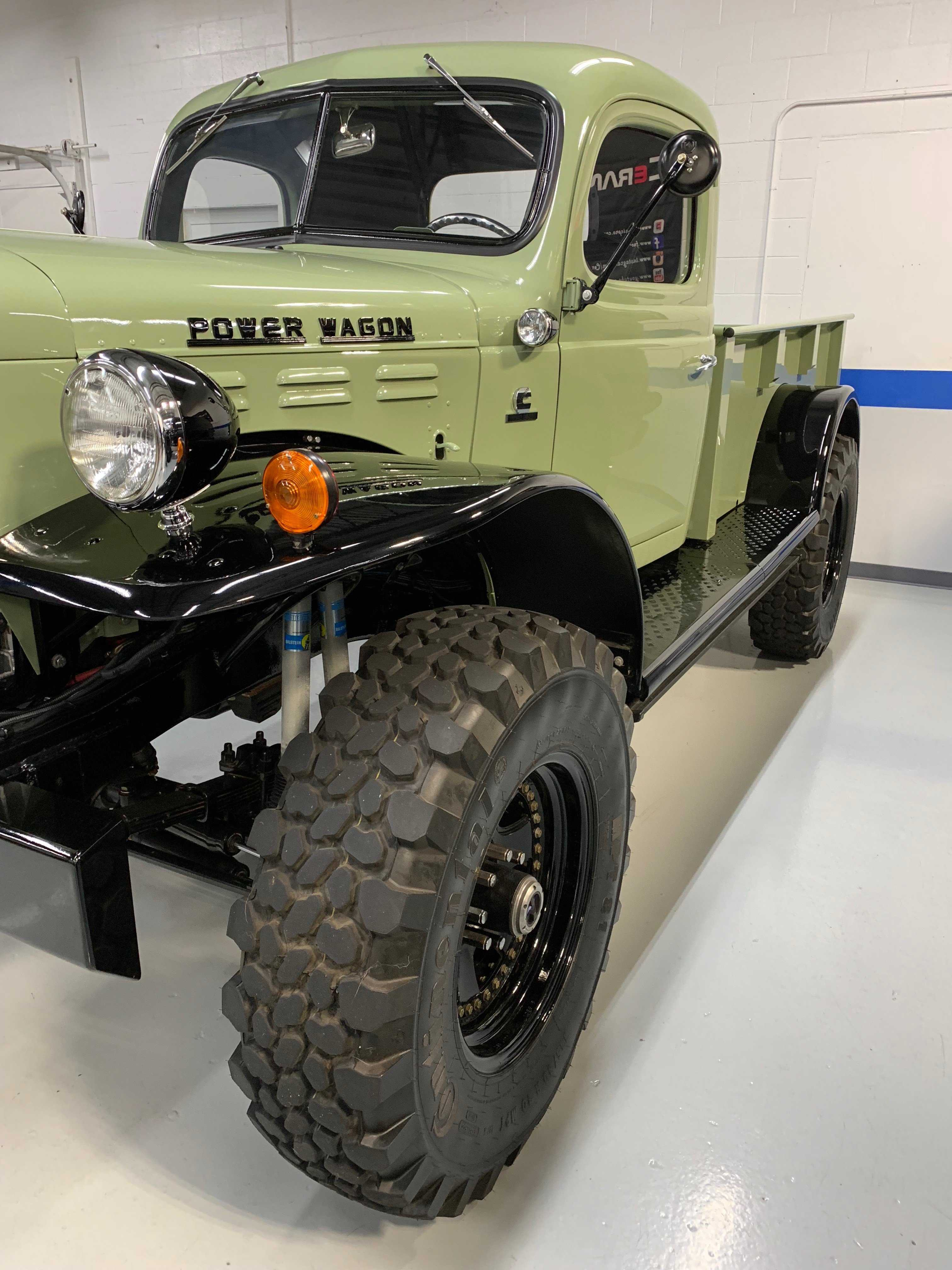 Used Dodge Power Wagon For Sale In Louisiana 1949 1946