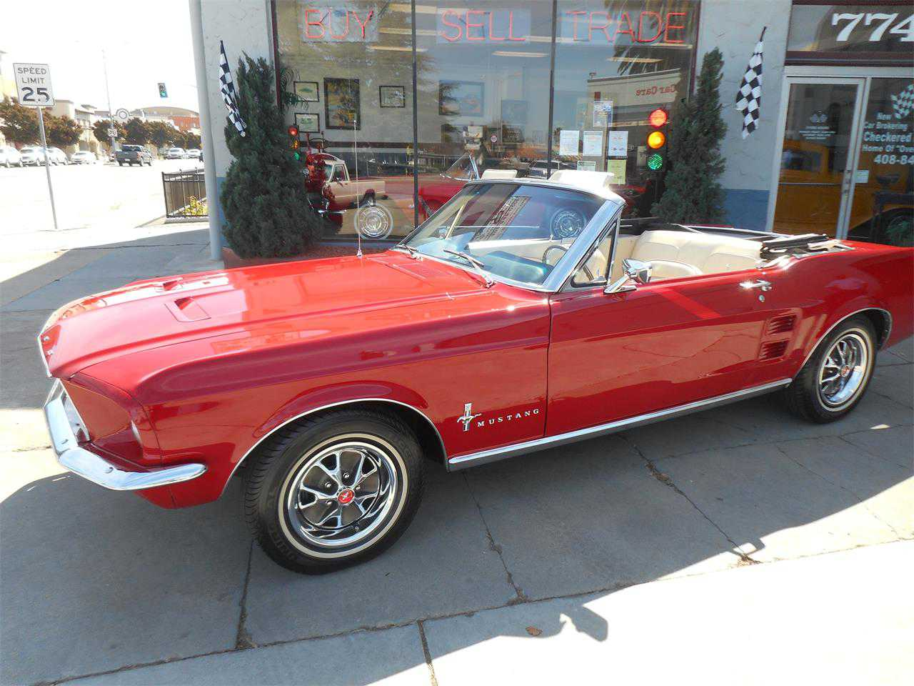 Ford Mustang For Sale In Gilroy Ca 1970 F500 Truck 1967