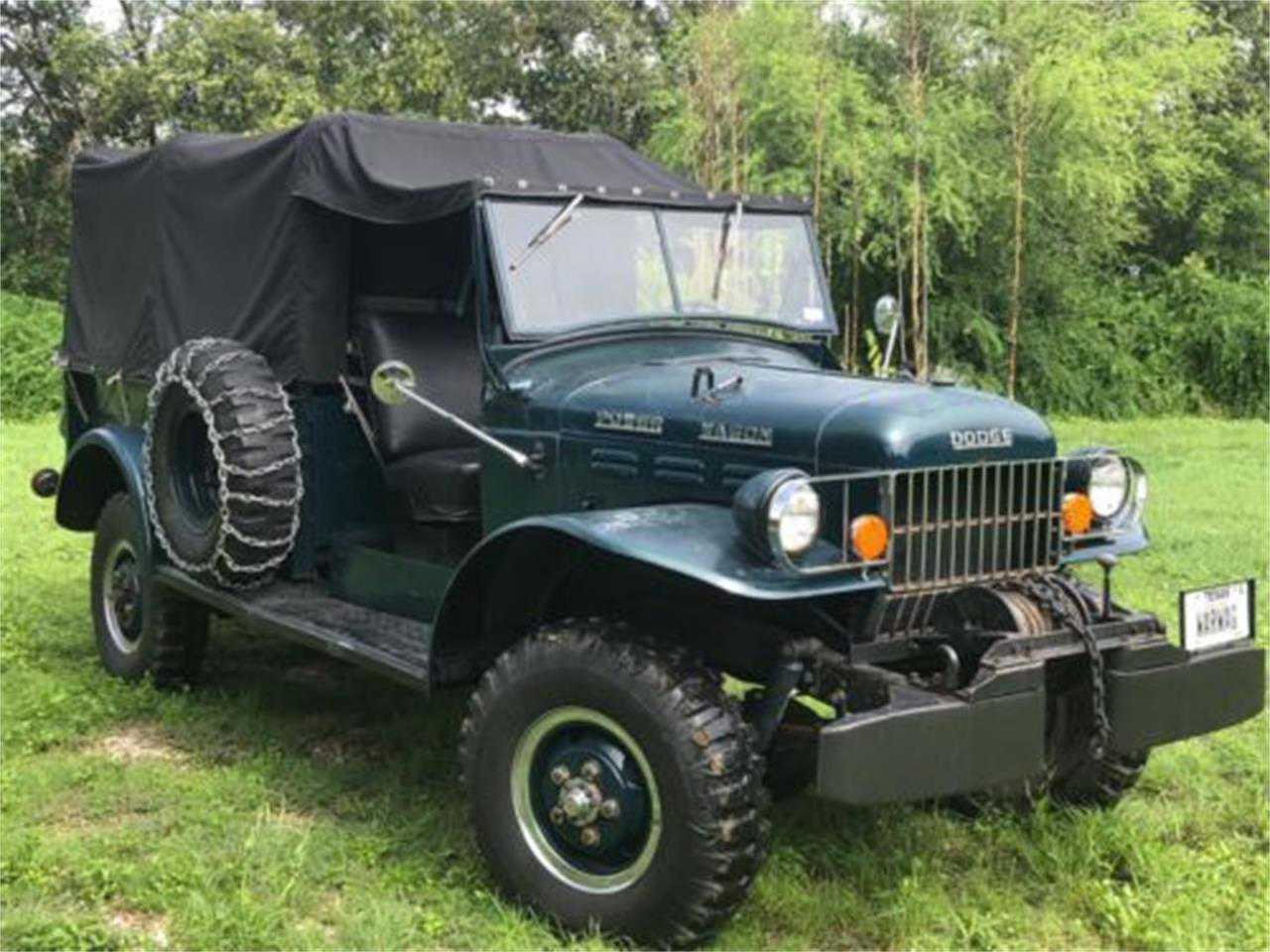 Used Dodge Power Wagon For Sale In Louisiana 1942 Craigslist 1960