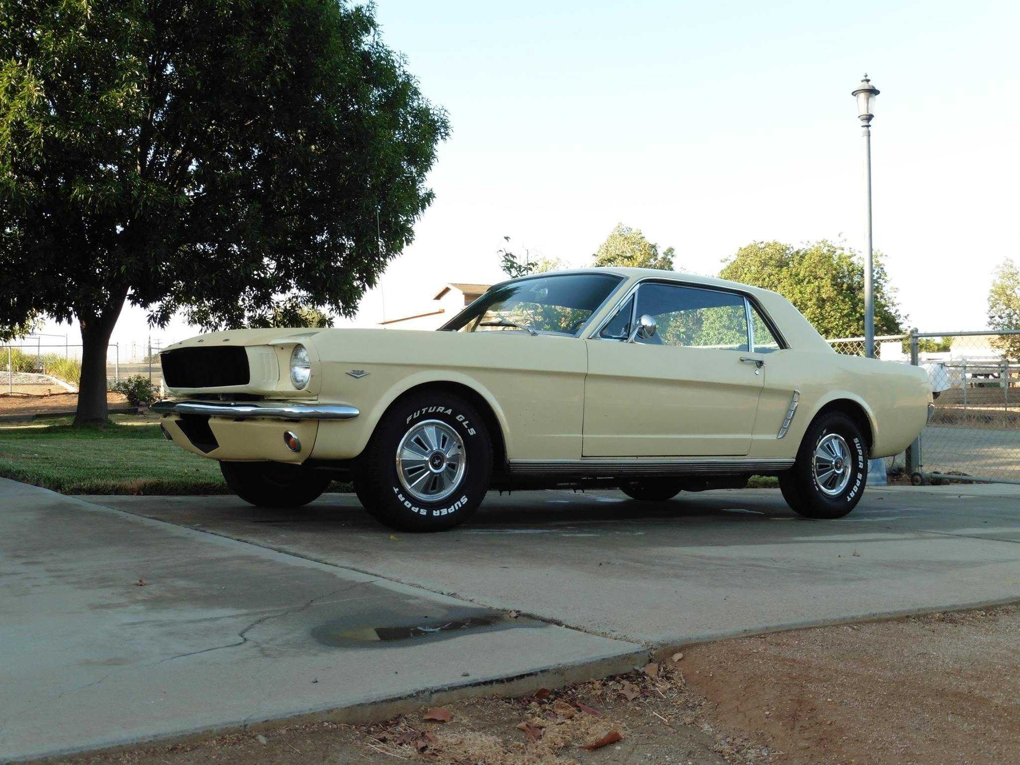 1965 Ford MUSTANG For Sale In Benicia Ca