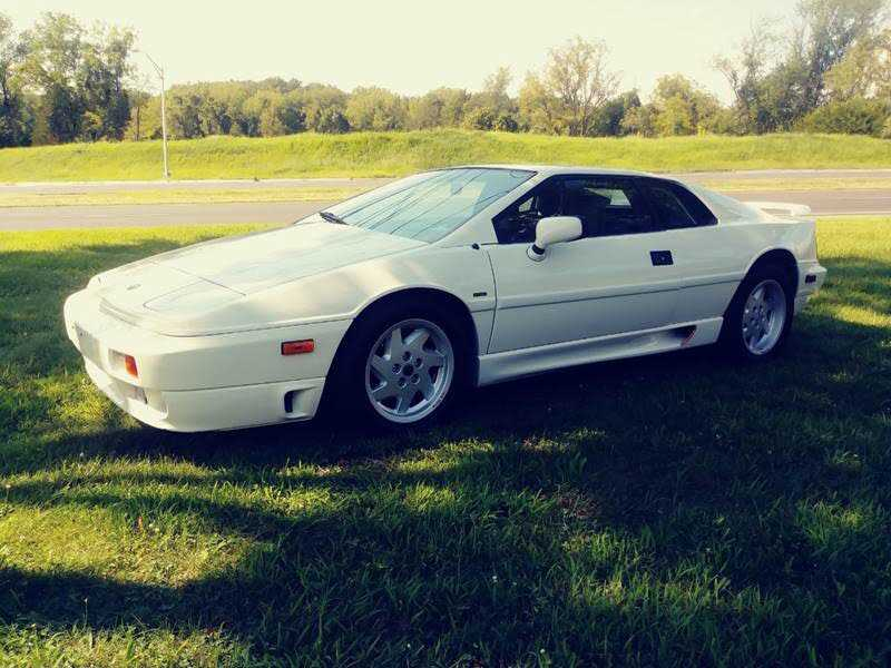 Used Lotus Esprit For Sale In Illinois