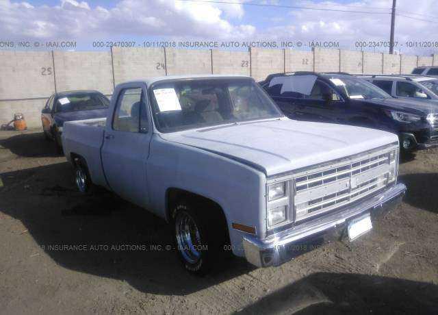 1987 r10 pickup