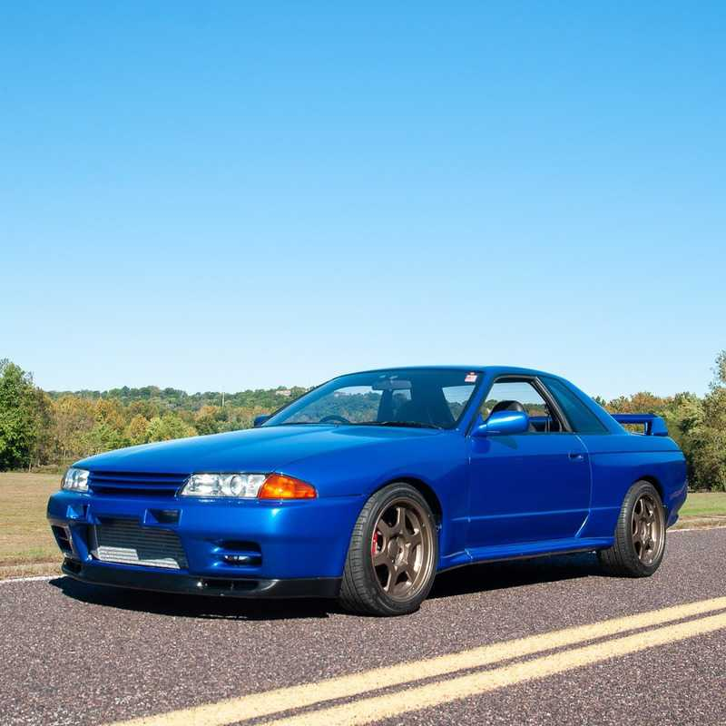 1989 Nissan Skyline Gt-r For Sale In St. Louis, MO