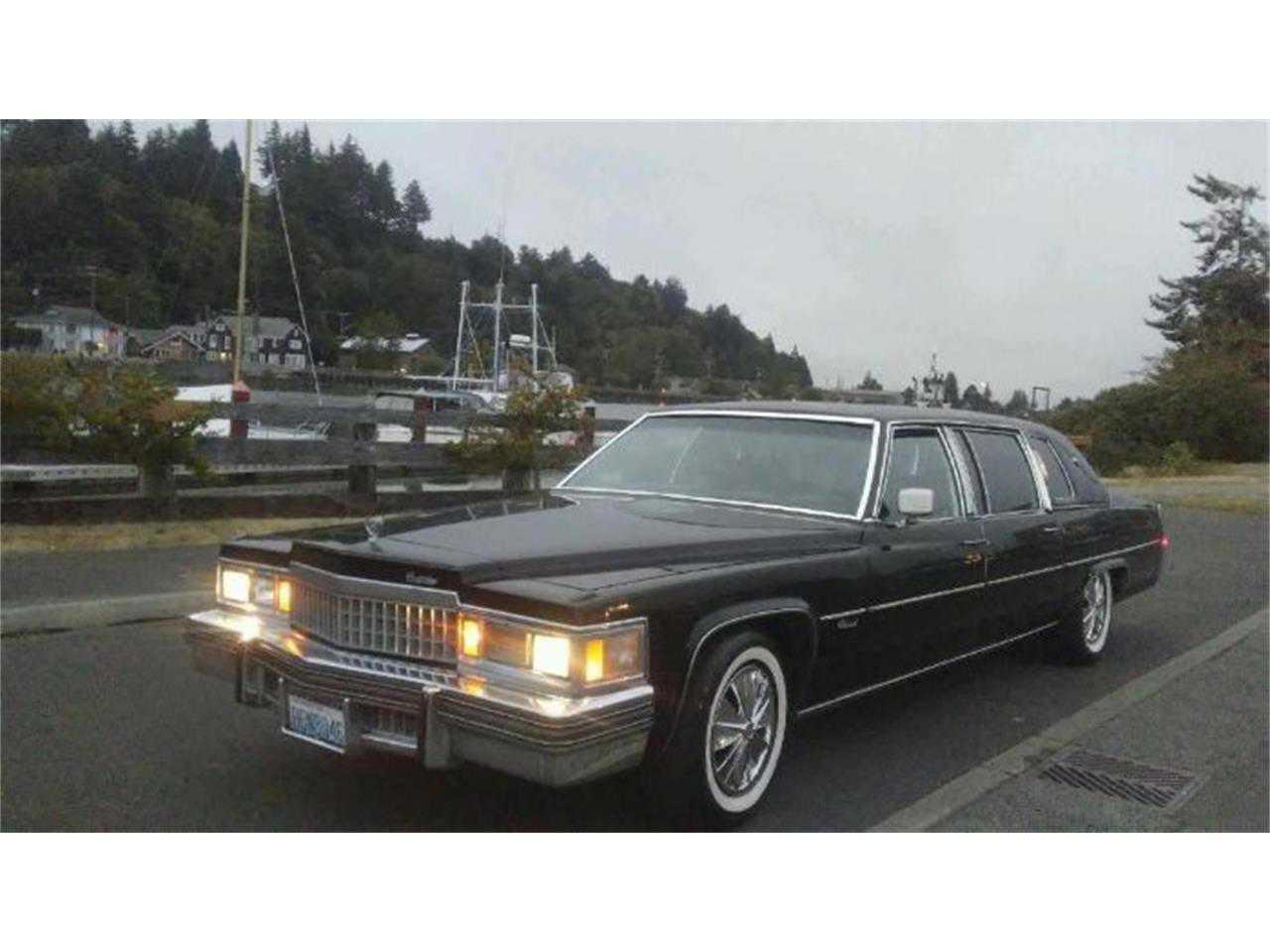 1978 Cadillac Fleetwood For Sale 1951 Sedan
