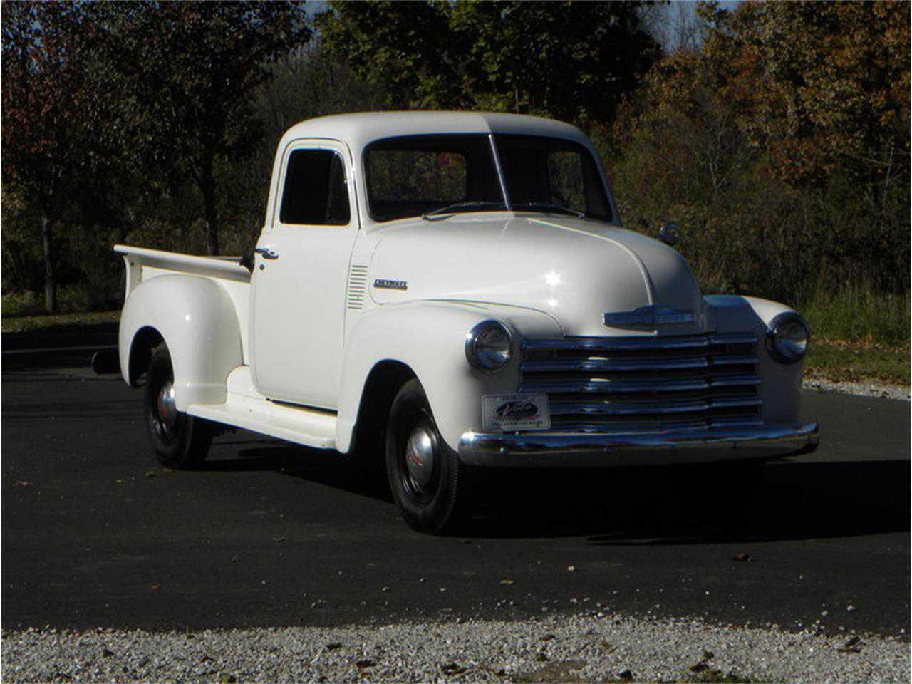 1951 Chevrolet 3100 For Sale In Volo Il 3jp130885 Pickup Truck