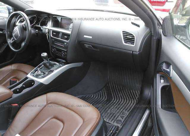 2011 AUDI A5 for sale in Indianapolis, IN | WAURFAFR3BA047907