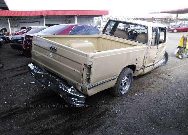 1986 Nissan 720 For Sale In Phoenix Az Jn6nd06s2gw103590