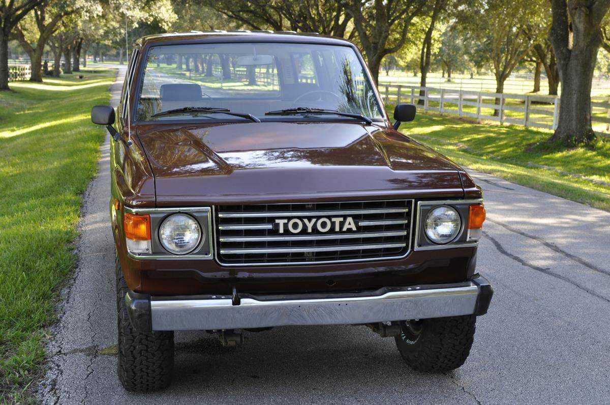1983 Toyota FJ60 for sale in San Francisco, CA