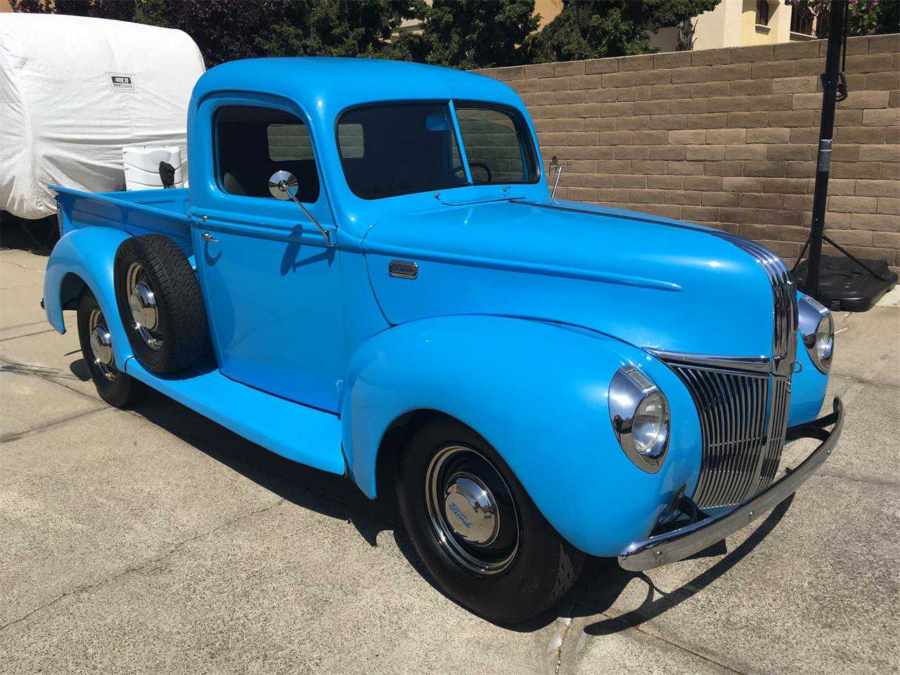 Ford Pickup For Sale 1941 Mercury Pick Up