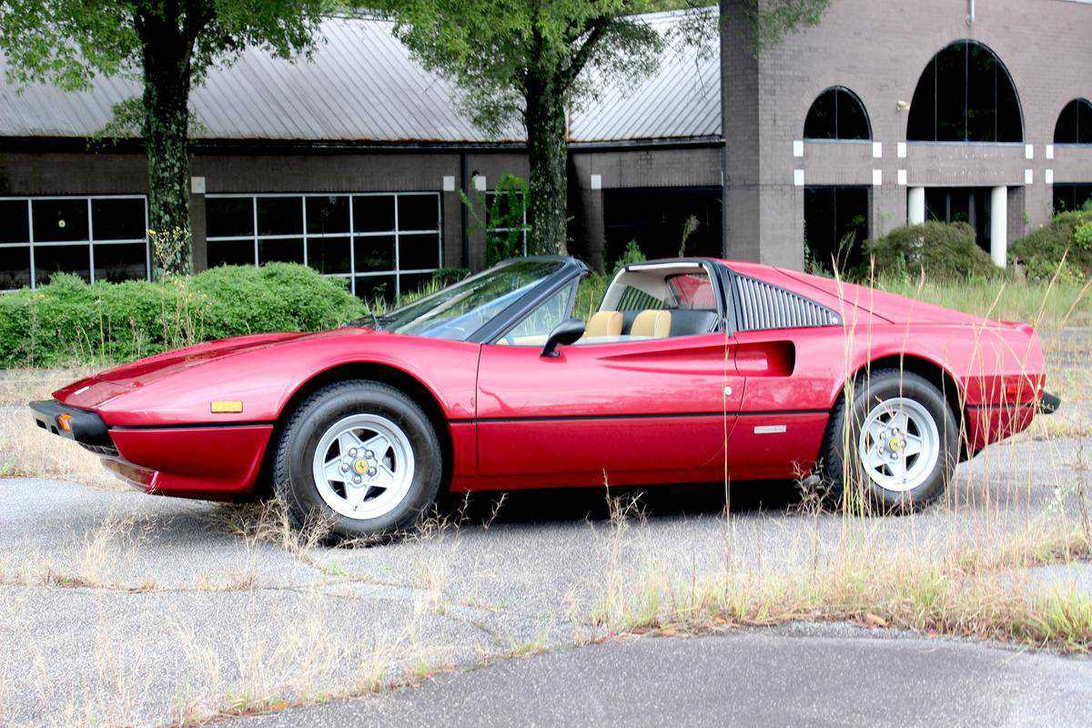 1979 Ferrari 308 For Sale In Atlanta Ga F106as30237