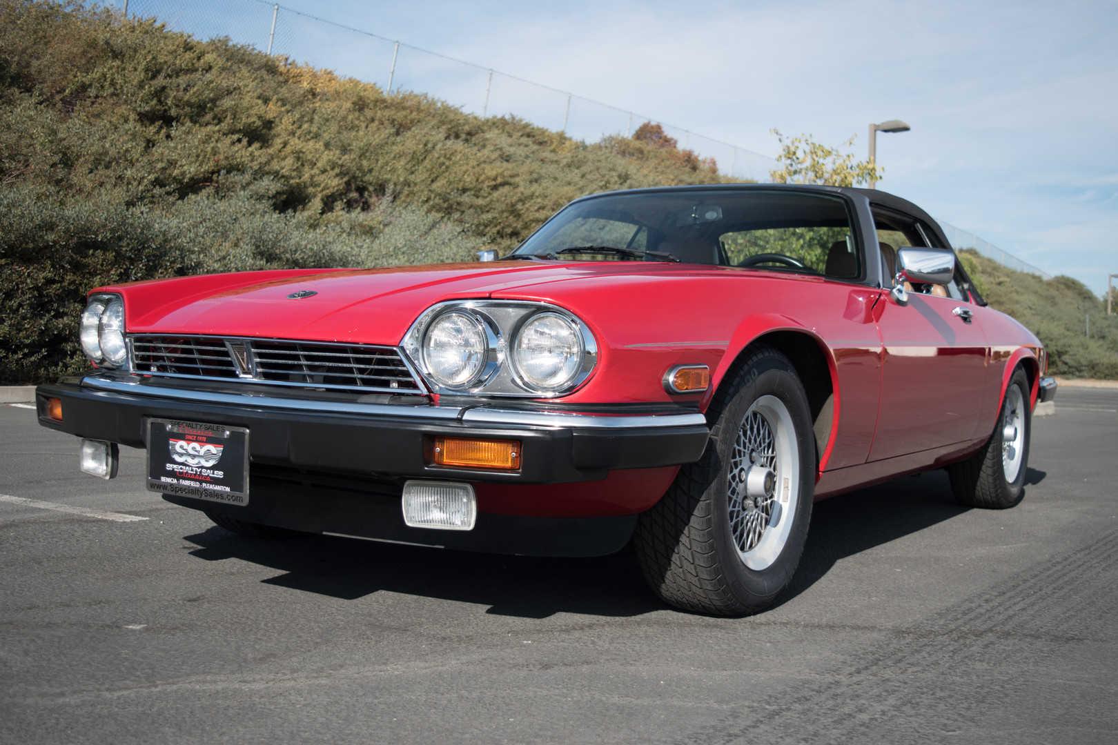 1989 Jaguar Xjs For Sale In Fairfield Ca Sajnv4840kc155575