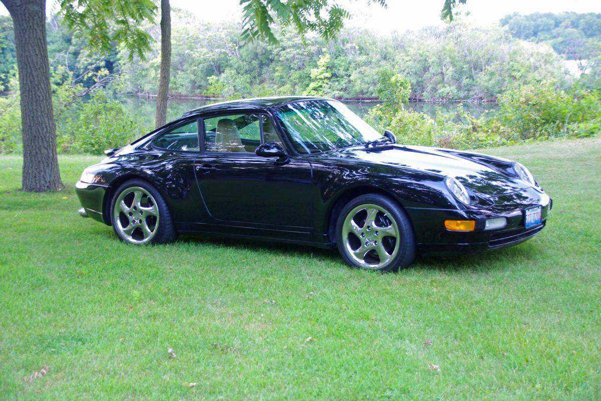 1997 Porsche 993 for sale in Plainfield, IL | WPOAA2992VS321662