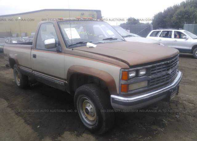 1989 CHEVROLET GMT-400 for sale in Sioux Falls, SD