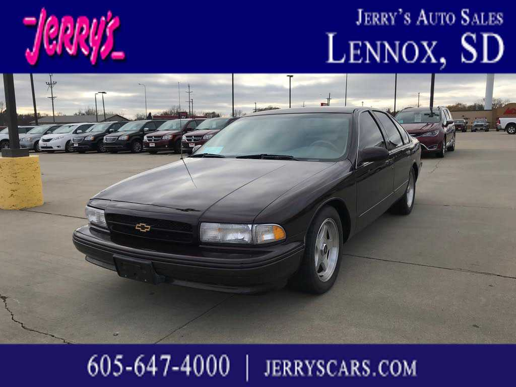 CHEVROLET CAPRICE for Sale in North sioux city, SD