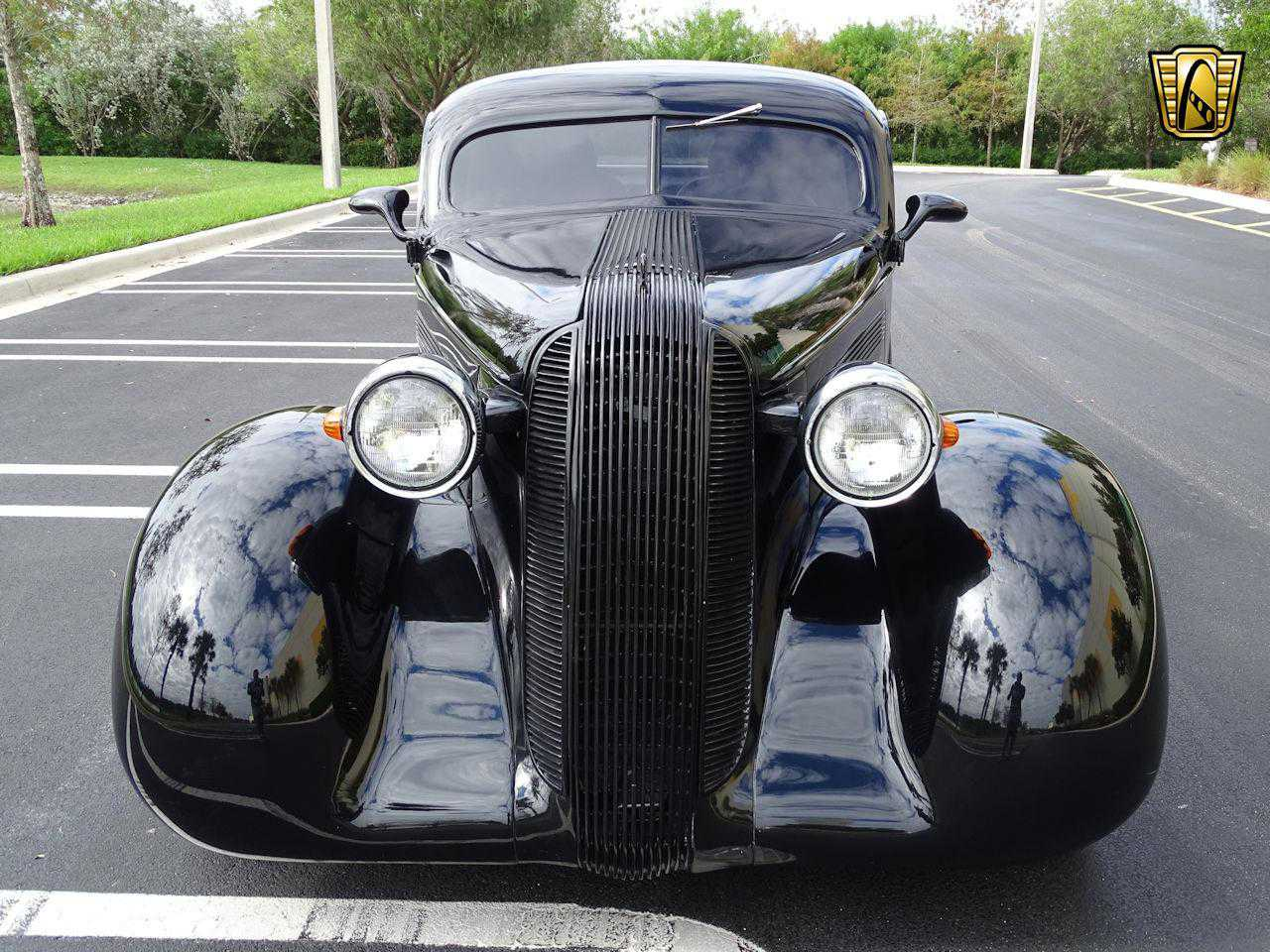 1936 Pontiac Business Coupe For Sale In Coral Springs Fl Gccftl806