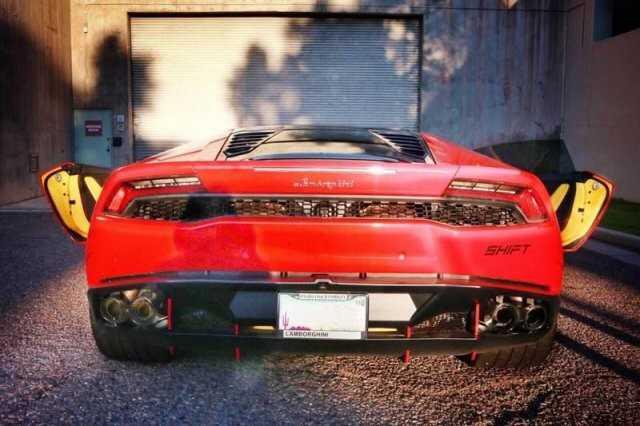 2016 Lamborghini Huracan For Sale In Long Island Ny Zhwuc1zf4gla03895
