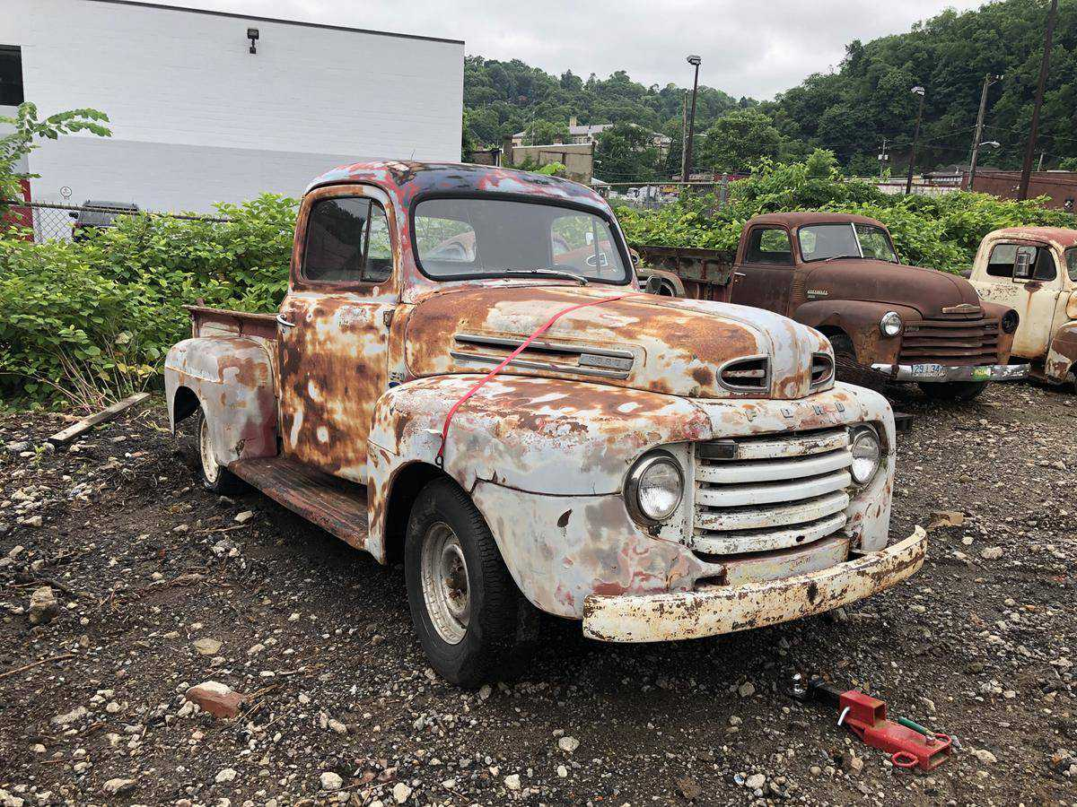 Ford F1 For Sale In Wexford Pa 1941 Truck 1948