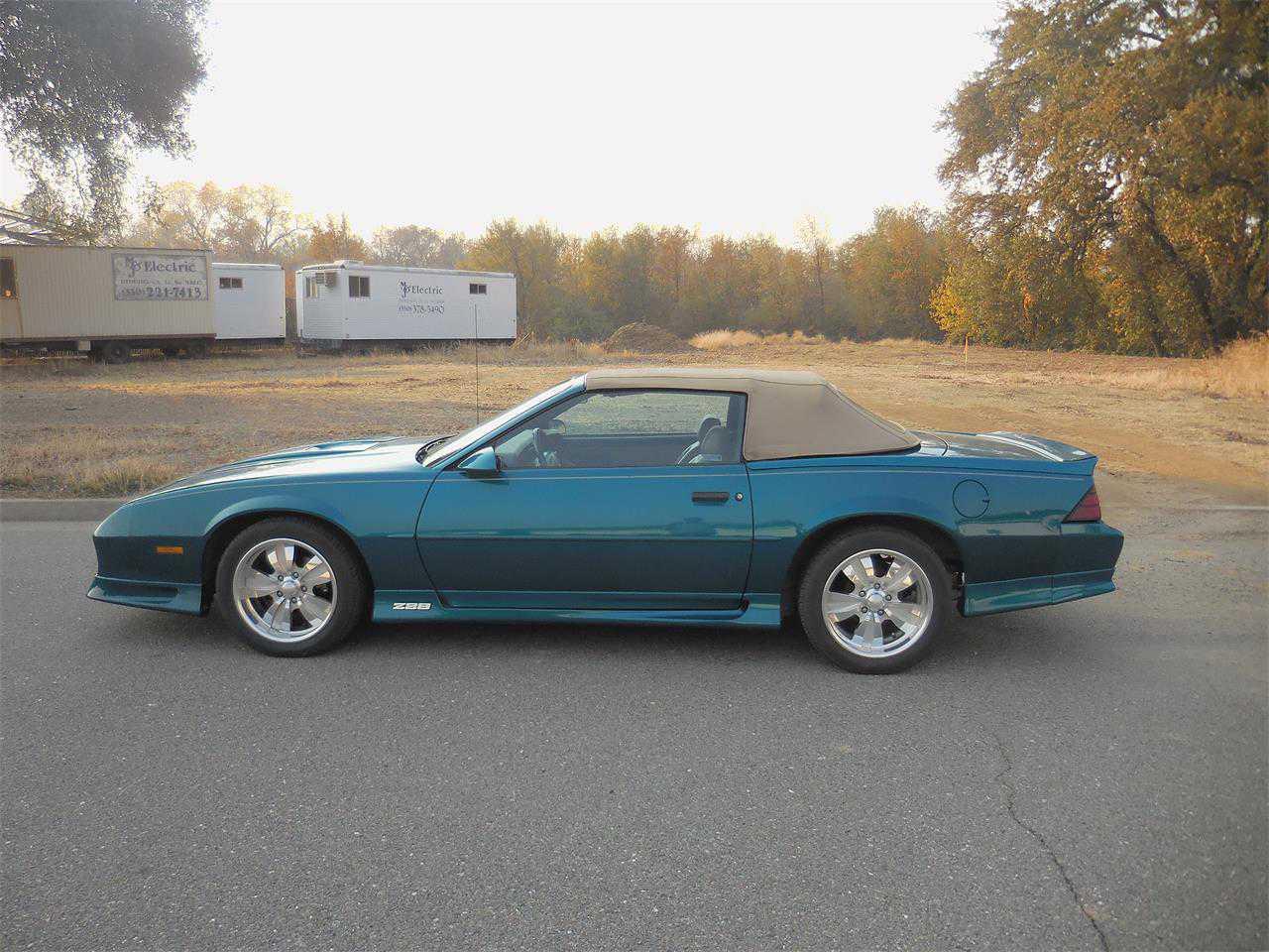 1992 Chevrolet Camaro Z28 for sale in Anderson, CA