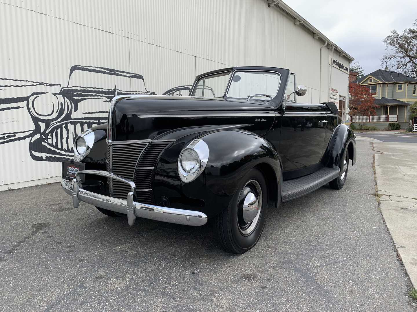 Ford Delux For Sale In Millbrae Ca 1941 Deluxe Tudor 1940