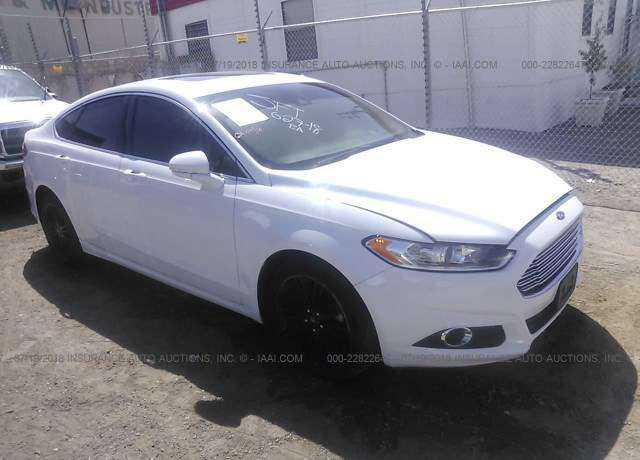 3FA6P0HD2GR383579 Ford Fusion SE 2016