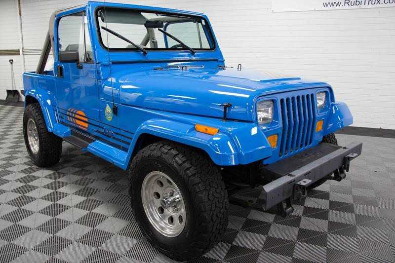 1990 Jeep Wrangler for sale in Boone, NC   2J4FY39TXLJ518959