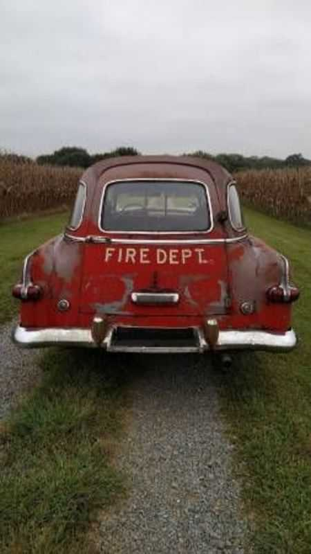 1951 Packard Henney Ambulance for sale in Cadillac, MI |