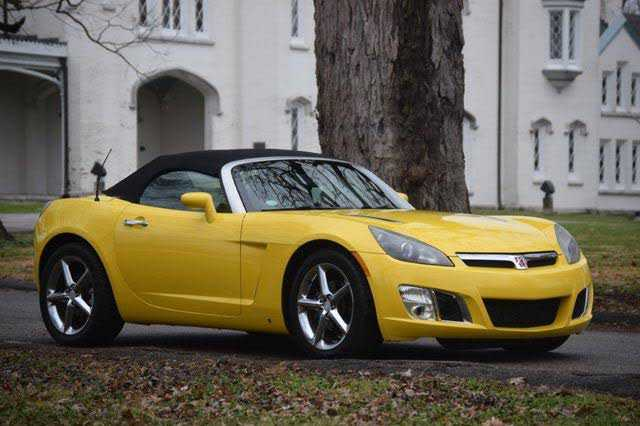 2007 saturn sky for sale in lexington ky 1g8mg35x27y138438. Black Bedroom Furniture Sets. Home Design Ideas