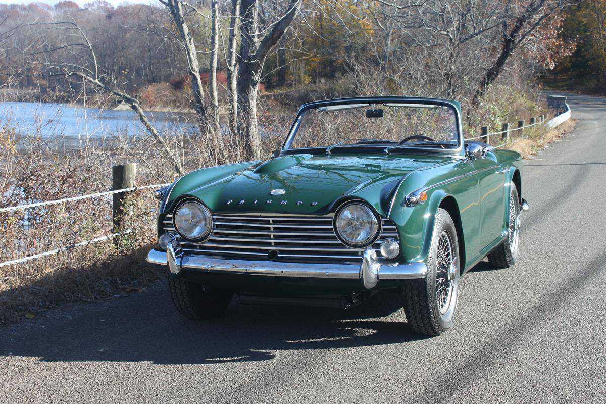 1966 Triumph TR4A for sale in Norwalk, CT |