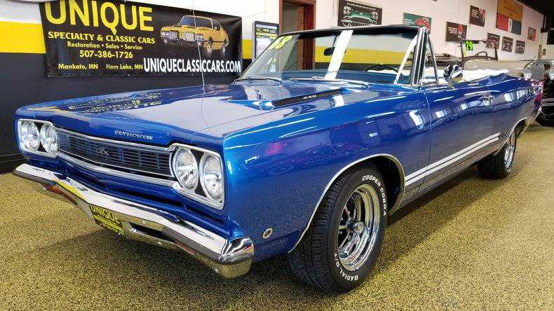 Used Plymouth Gtx For Sale In Minnesota