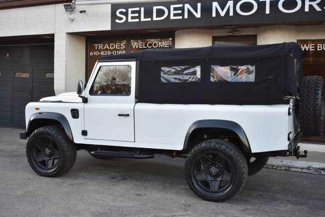 1990 Land Rover Defender for sale in Conshohocken, PA