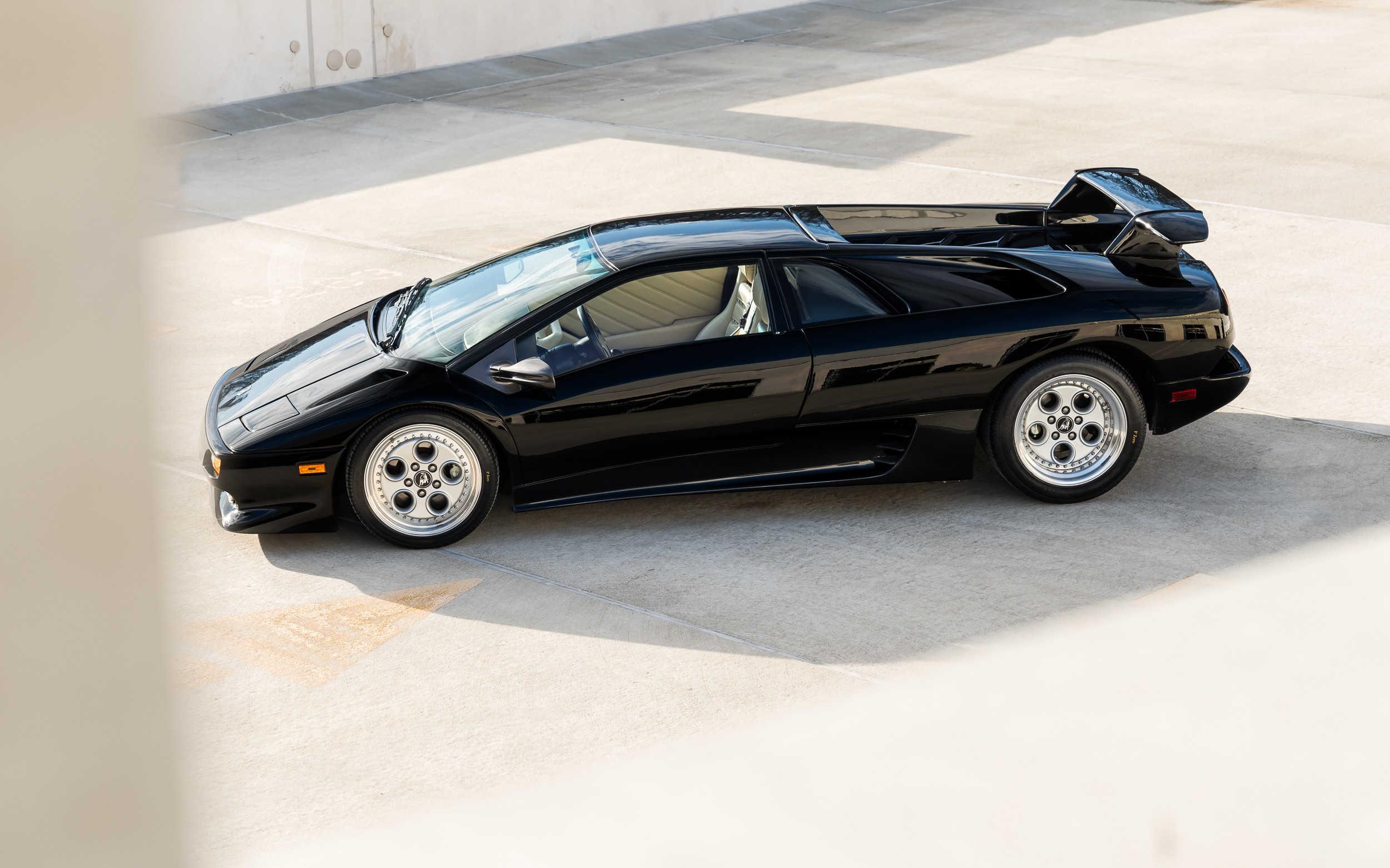 1992 Lamborghini Diablo For Sale In Philadelphia Pa Za9du07p9nla12431