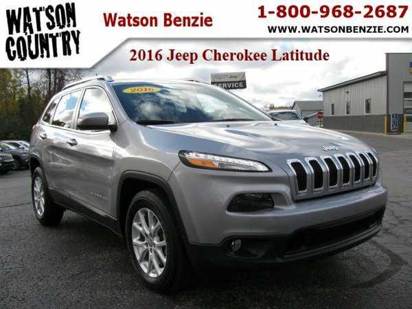 1C4PJMCS9GW156190 Jeep Patriot / Compass / Wrangler / Cherokee 2016