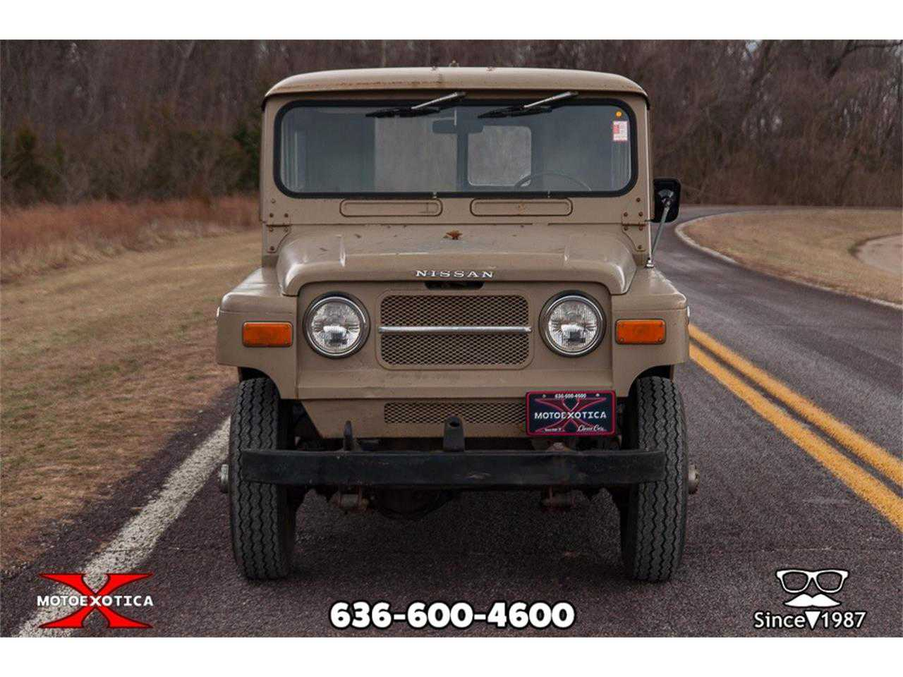 1969 Nissan Patrol for sale in St  Louis, MO | L6027959