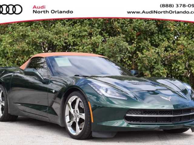1G1YM3D73E5400296 Chevrolet Corvette Z51 Coupe 2014