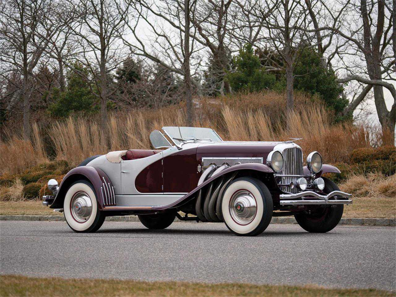 Duesenberg For Sale >> 1935 Duesenberg Ssj Speedster Replica For Sale In Palm Beach