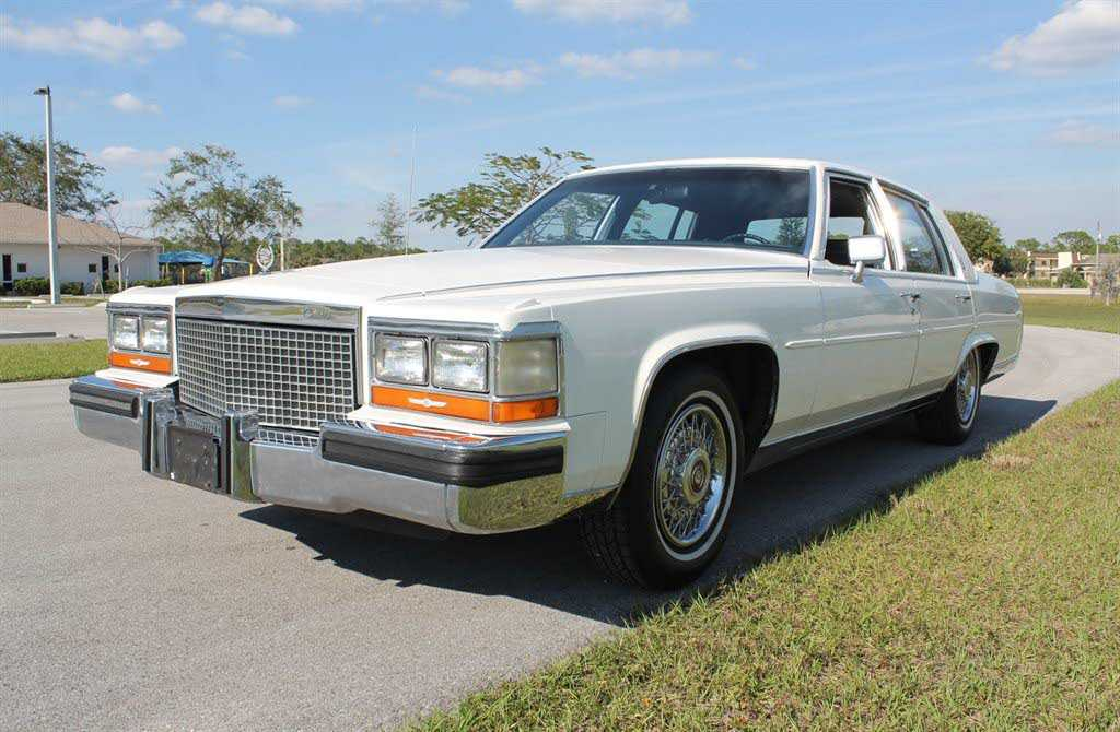 1987 Cadillac Brougham for sale in Bonita Springs, FL
