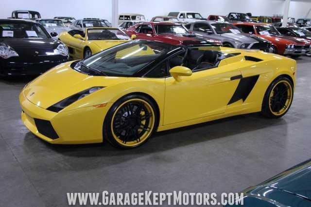 2008 Lamborghini Gallardo For Sale In Grand Rapids Mi