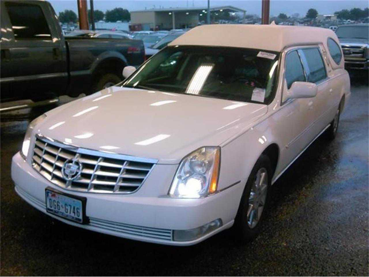 Used Cadillac Hearse For Sale In Arizona