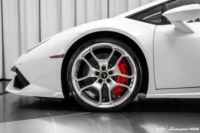 2016 Lamborghini Huracan For Sale In North Miami Fl Zhwuc1zf4gla03654