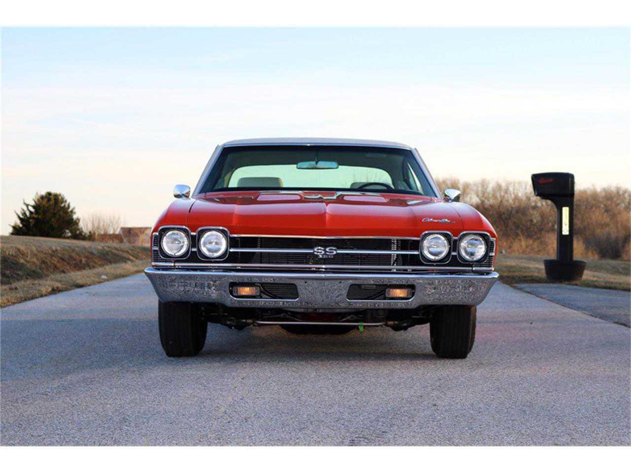 1969 Chevrolet Chevelle For Sale In 136379k379076