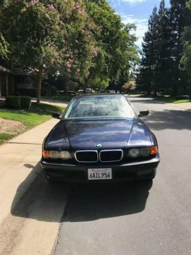 WBAGF832XWDL52686 BMW 7 series E38 740i M62 1997