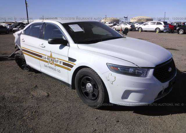 Auction 2015 Ford Taurus For Sale In New Braunfels Tx
