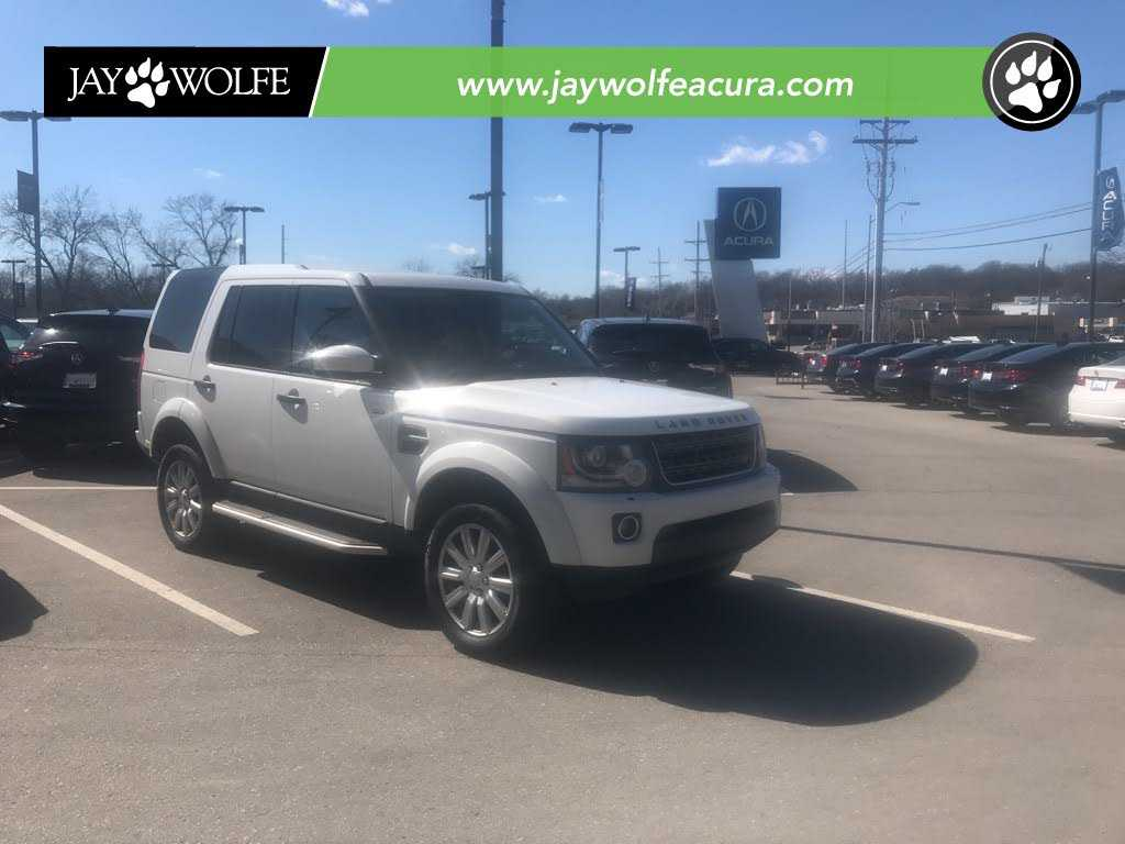LAND ROVER LR4 for Sale in Houston, MO
