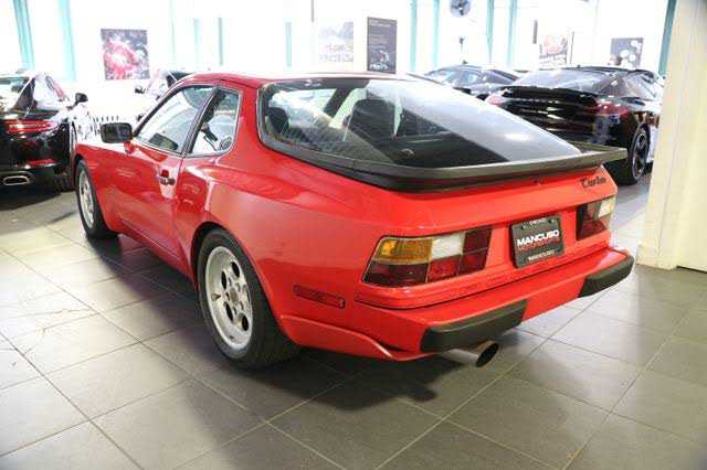 1986 Porsche 944 For Sale In Chicago Il Wp0aa0958gn150354