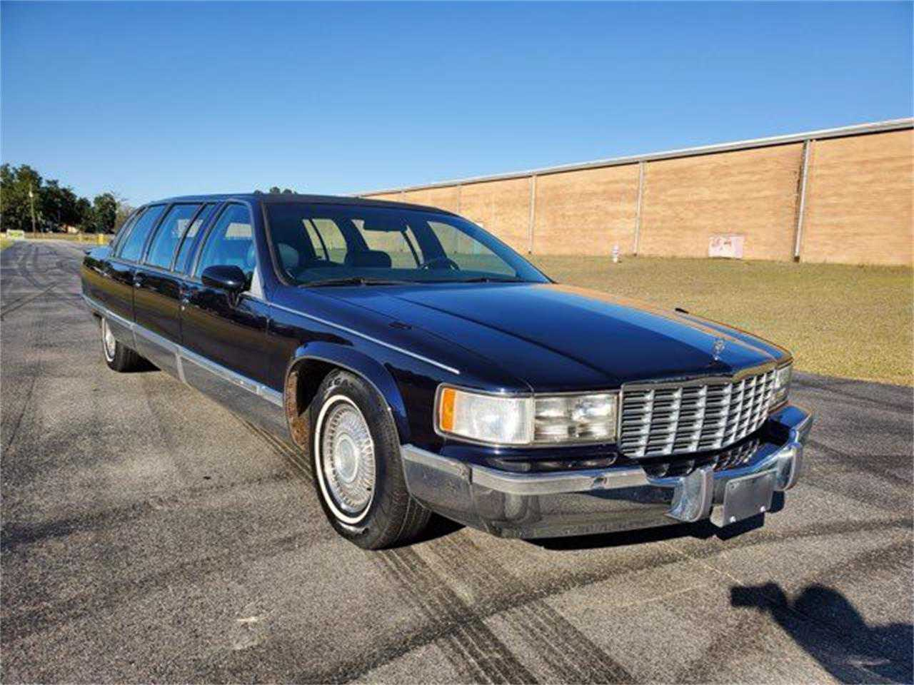 1994 Cadillac Fleetwood for sale in Hope Mills, NC ...