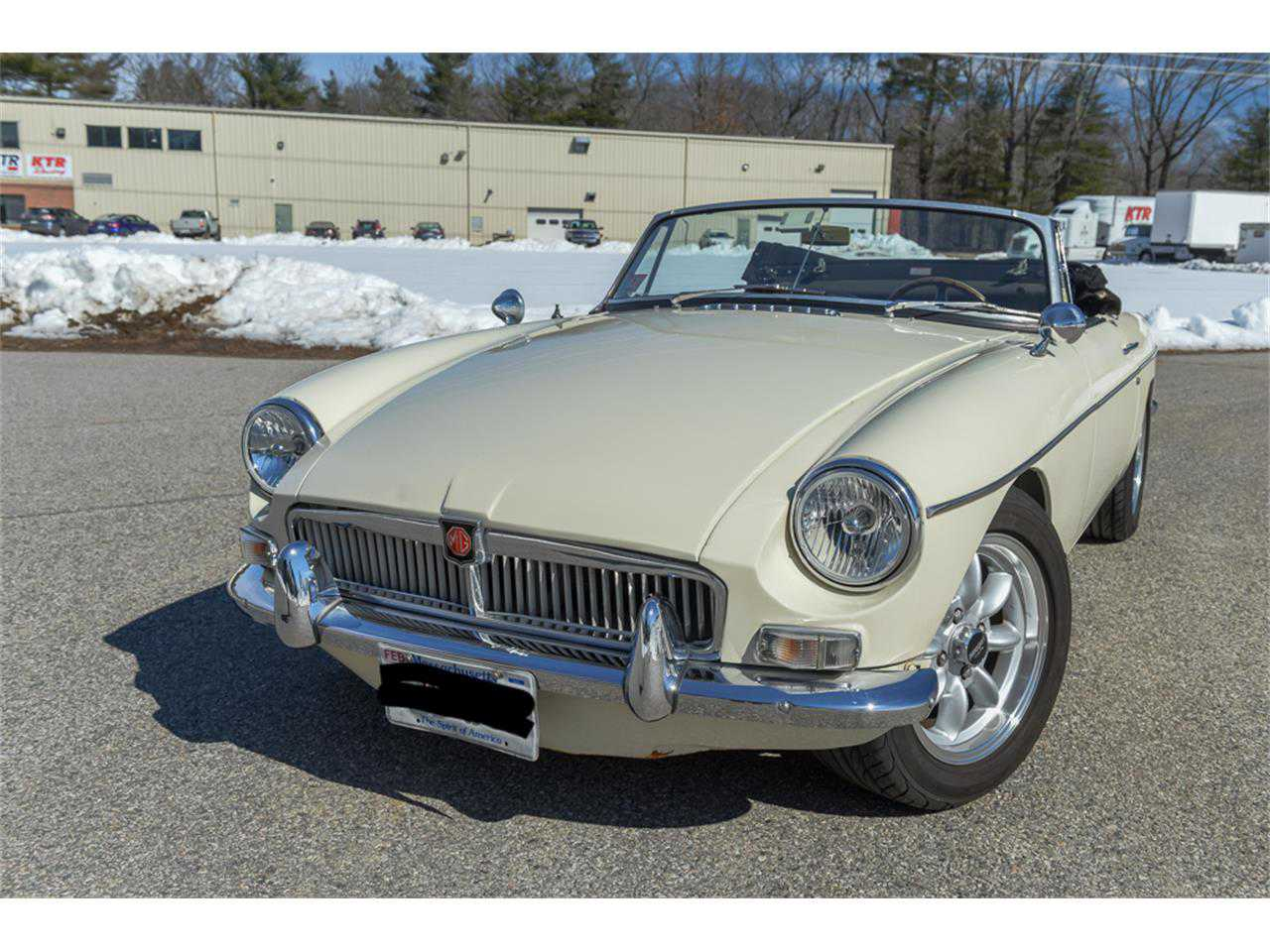 1967 MG MGB for sale in , | GHN3L103578