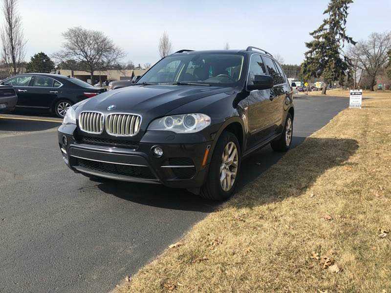 5UXZV4C57D0G51138 BMW X5 E70 LCI X5 35iX 2013