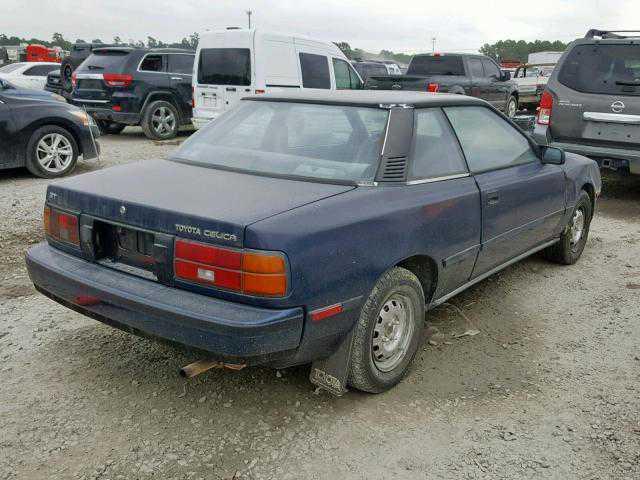 1988 TOYOTA CELICA ST for sale in HOUSTON, TX